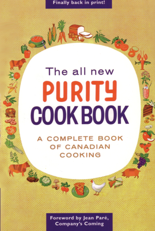 All New Purity Cook Book