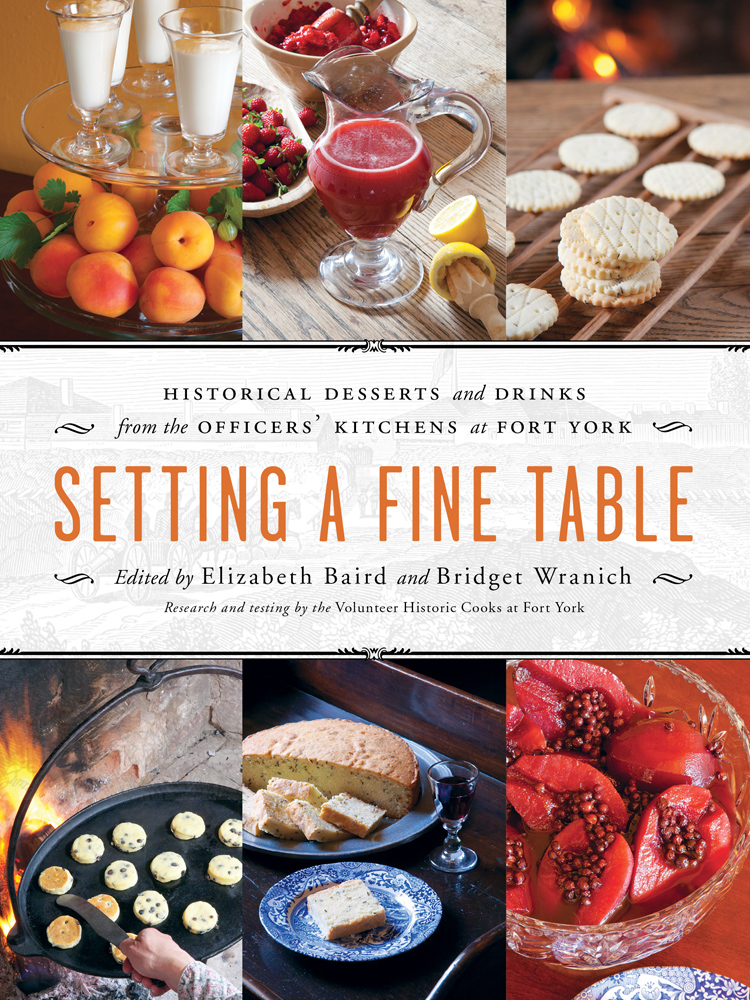 Setting a Fine Table