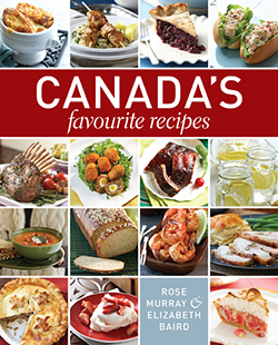 Canada's Favourite Recipes
