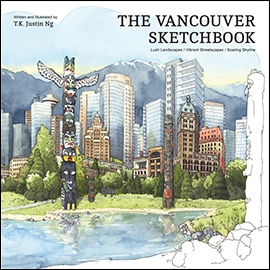 The Vancouver Sketchbook