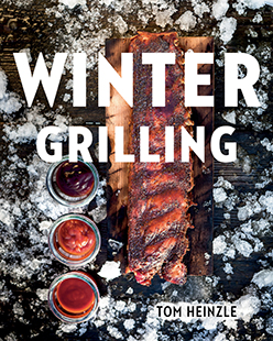 Winter Grilling by Tom Heinzle